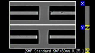 Сварка на Type-39 в ручном режиме(На аппарате для автоматической сварки оптических волокон Sumitomo Type-39 мы установили ручной режим и сварили..., 2012-02-25T10:12:39.000Z)