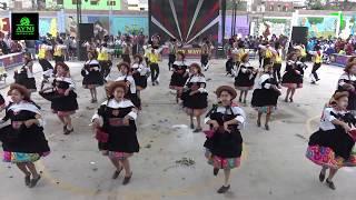 Huaylarsh de carnaval - Perú tradición y costumbre PTC (Qory Wayna 2017)