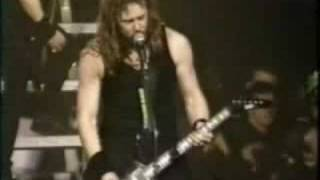 Metallica - prowler (iron maiden) live