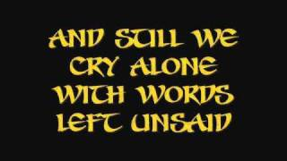 Steel Dragon - We all Die Young (With Lyrics)