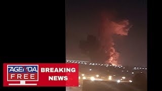 Explosion Near Cairo Airport - LIVE BREAKING NEWS COVERAGE