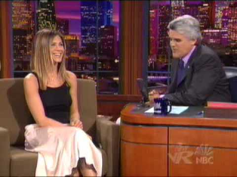 Học Tiếng Anh Qua Clip Hài - Friends   Special   Jennifer Aniston On Jay Leno 08 07 2002
