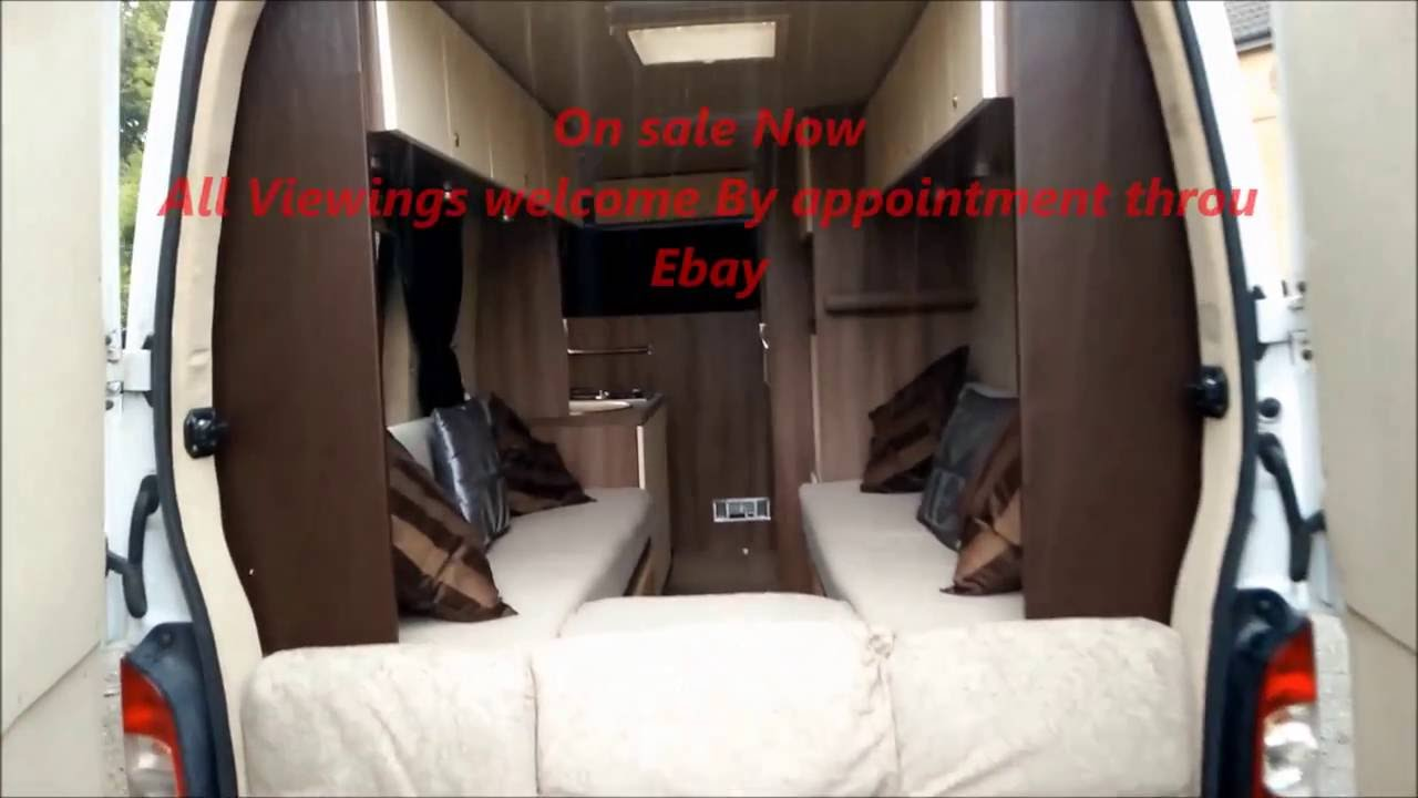 vauxhall movano campervan youtube. Black Bedroom Furniture Sets. Home Design Ideas