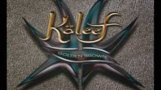 Watch Kaleef Golden Brown video