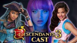 Descendants 3 OFFICIAL cast! Audrey is back?!