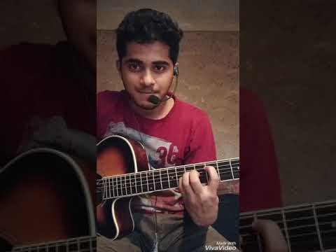 Bas Ek Pal Title Song Form Bas Ek Pal Movie K.K. (cover) With Guitar