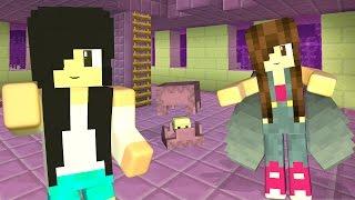 Minecraft Survival - VOANDO NA ENDCITY #28