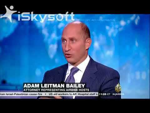 Adam Leitman Bailey Interview on AirBnB Privacy Lawsuit