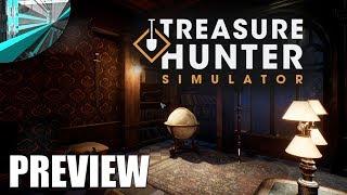 Treasure Hunter Simulator - Preview