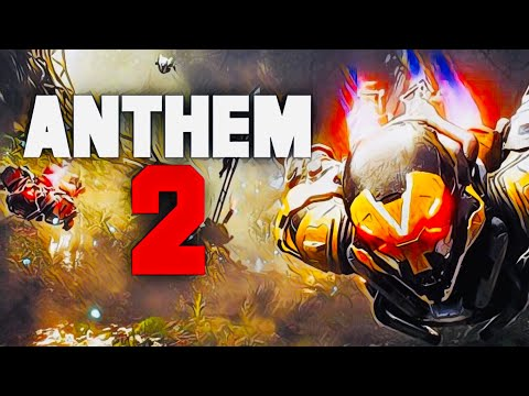 WTF Anthem 2.0 Has Been Announced - Anthem