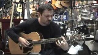 акустическая гитара crafter ga 7n