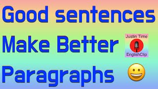 How to Write Better Sentences - Easy Fun Way - basic ESL