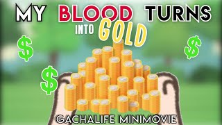 【 My Blood Turns Into Gold 】Special 6K !! // Original #G...