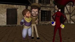 MBMBAM 3D Animation: Jesterwork thumbnail