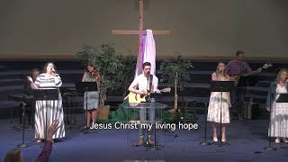 Dayton UM Church Worship on 4/4/2021 at 9:30