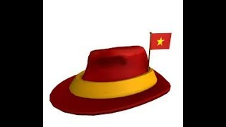 New Fedora coming up-Roblox