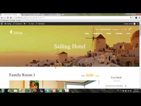 Hotel Booking Software Wordpress