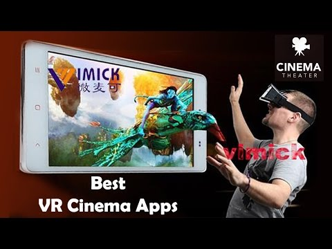 Best Virtual Reality Cinema Apps For VR Glasses