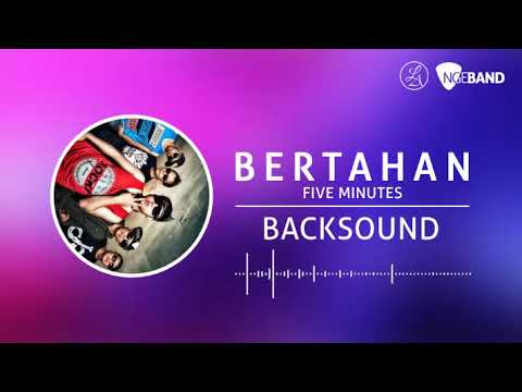 Backsound Five Minutes - Bertahan (Piano)