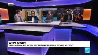Why now? Saudi Arabia releases prominent women's rights activist