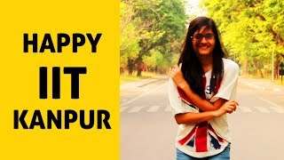 Pharrell Williams - Happy (we Are From Iit Kanpur)
