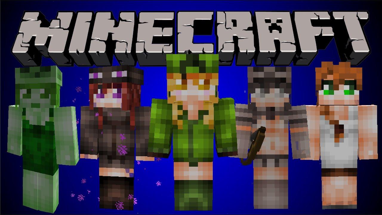 Human Nastablook Girls Undertale Minecraft