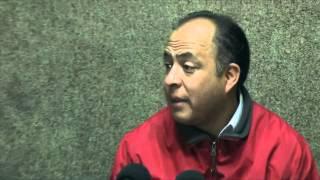 Gabriel Cisneros en Radio Casa de la Cultura