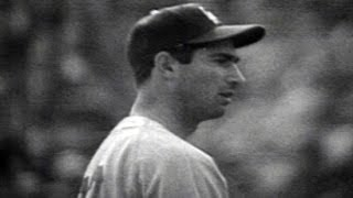 1965 WS Gm7: Koufax's gem wins Series for Dodgers