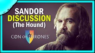 The Hound | Sandor Clegane Deep Dive at Con of Thrones 2019 w/ Teflon TV