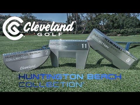 Golf Spotlight 2018 - Cleveland Huntington Beach Putters