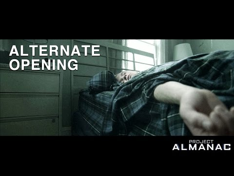 Project Almanac - Alternate Opening