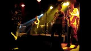 Bushman & No More Babylon - Fire Bun A Weak Heart @ LVC Leiden 2-3-2012.MPG