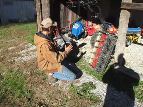 Tiller With Depth Roller Vs. Power Harrow