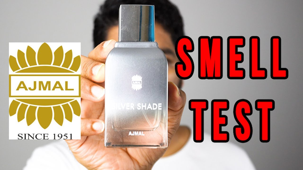 Download Ajmal Silver Shade EDP 100ml - FIRST IMPRESSION - Creed Silver Mountain Water Clone - Smell Test