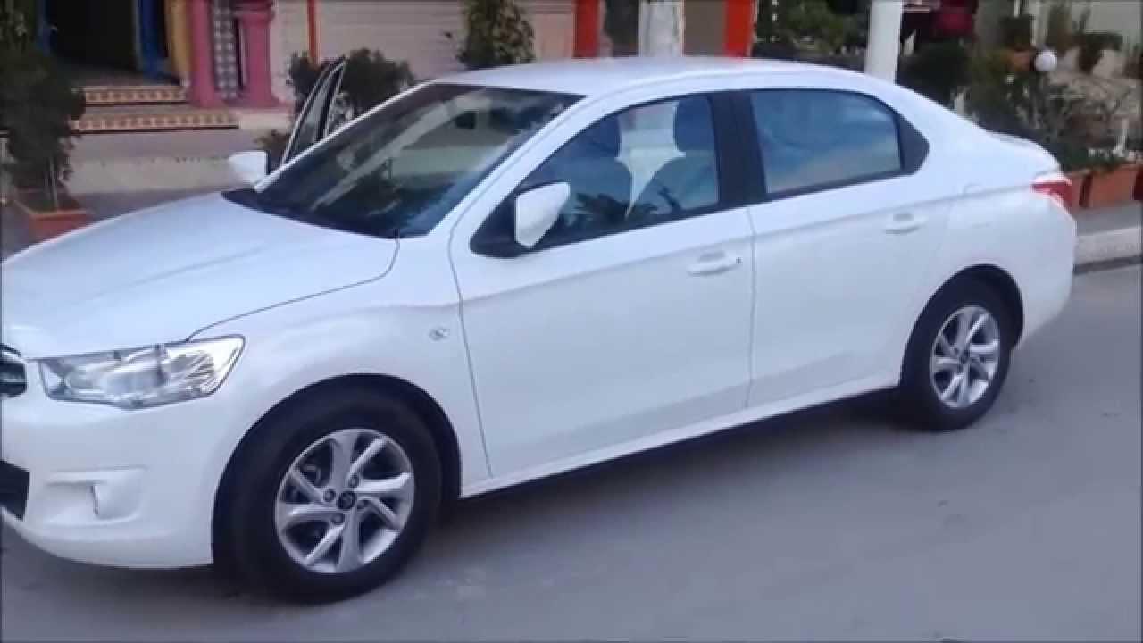 location voiture citro n c elys e avec teamcar tunisie youtube