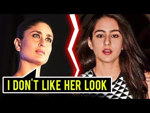 Kareena Kapoor Does Not Like Sara Ali Khans Kedarnath LOOK  Bollywood News