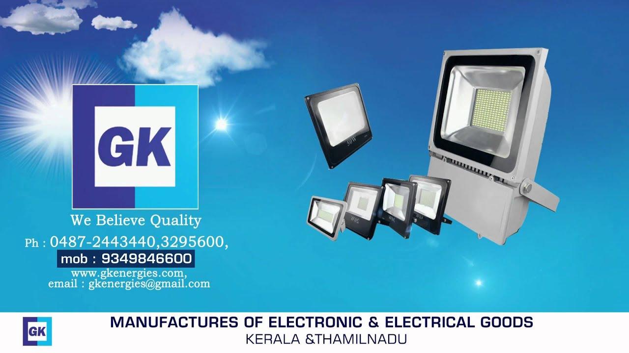 Manufacturers Of LED Bulbs, LED Tube Lights