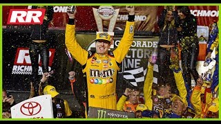 Monster Energy Series Race Highlights From Richmond