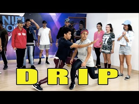 Cardi B - Drip feat Migos COREOGRAFIA Cleiton Oira