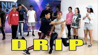 Cardi B - Drip feat. Migos (COREOGRAFIA) Cleiton Oliveira