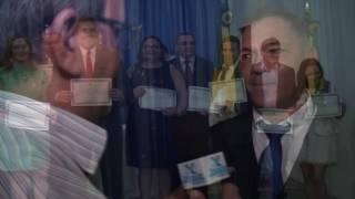 Para vice-prefeito Betinha sua vitoria é também da família Bandeia
