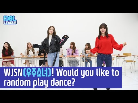 (ENG SUB) WJSN(우주소녀) Would You Like To Random Play Dance? - (3/7) [IDOL LEAGUE]