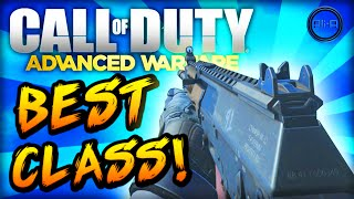 Call of Duty: Advanced Warfare MEILLEURE CONFIGURATION de CLASSE! - COD AW Multijoueur w/ Ali-Un!