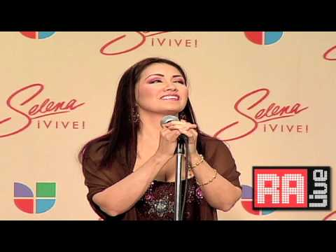 Selena Vive Ana Gabriel &39;Tu Solo Tu&39;