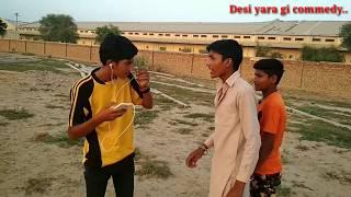 """Earphone👂आन्तड़ियां खींच"" ,R2h full Rajasthani commedy for earphones..by Round2hello"