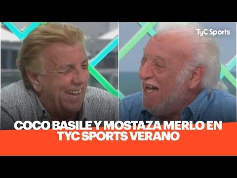 Coco Basile Y Mostaza Merlo En TyC Sports Verano 2020 - COMPLETO
