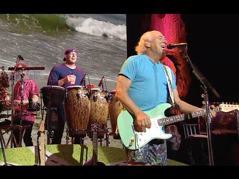 Jimmy Buffett performs MARGARITAVILLE with special guest  JJ Watt