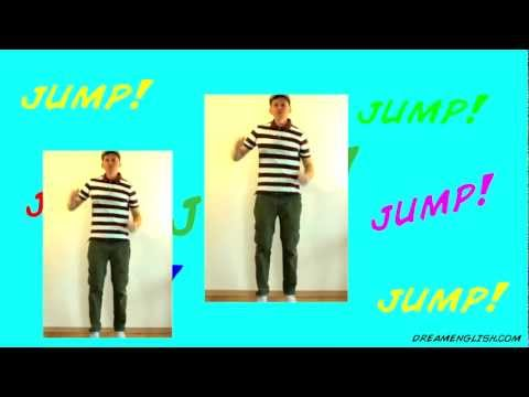 Jump! Stop! Song For Kids