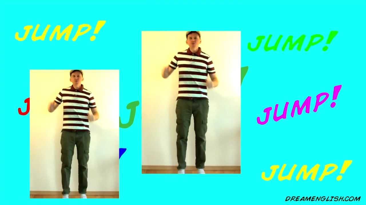 Resultado de imagen de jump and stop