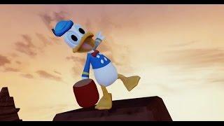 Disney Infinity: Marvel Super Heroes - 2.0 Edition: Donald Duck Trailer